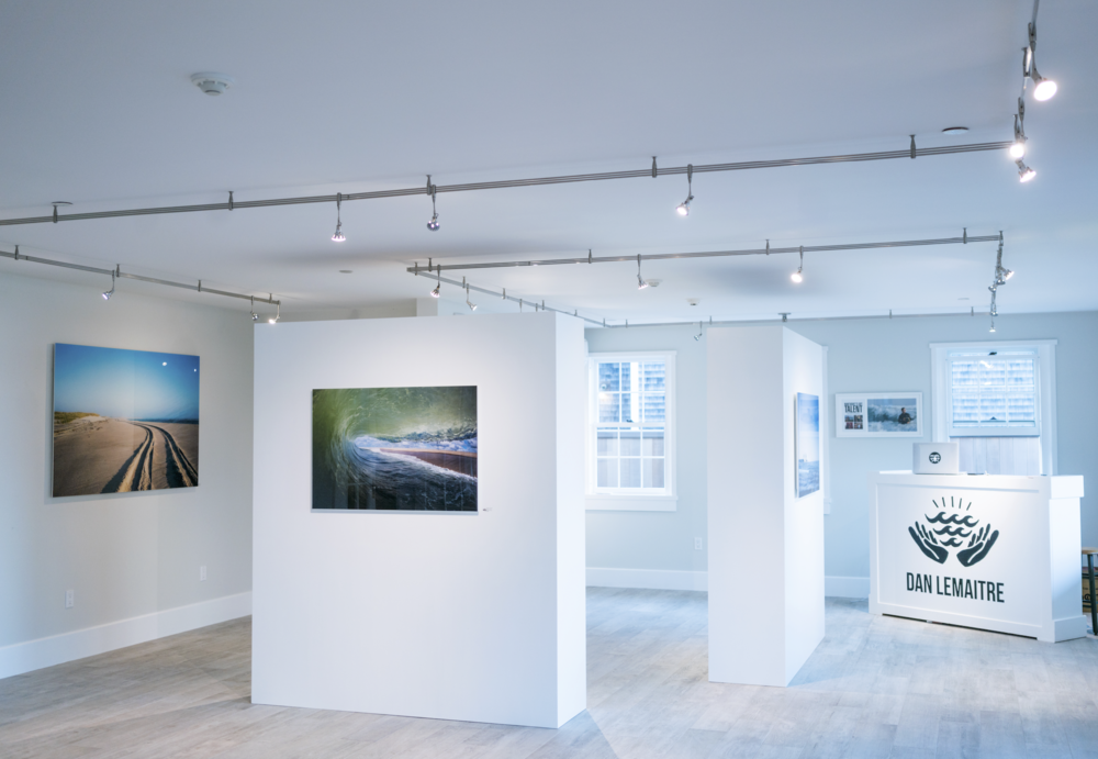 Dan LeMaitre Gallery, Nantucket MA