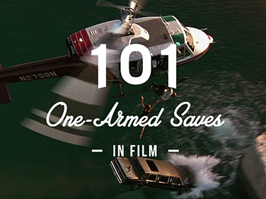 101 One-Armed Saves in Film - Video / Editing