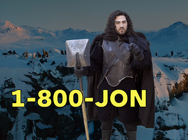 Jon Snow Removal - Video / Editing