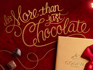 Godiva - Identity/Store Design