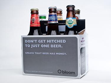 Bloom Grocery Store - Packaging