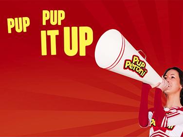 Pup-peroni - Video / Digital / Social