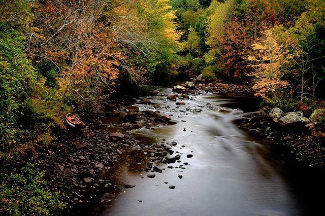 Mahone Bay, Nova Scotia. #mahonebay #novascotia #longexposure #fall #autumn #fujifilm #fujifilmxt1