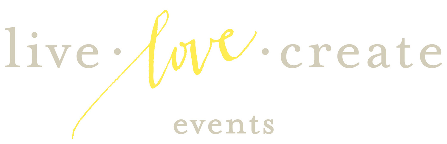 live•love•create events