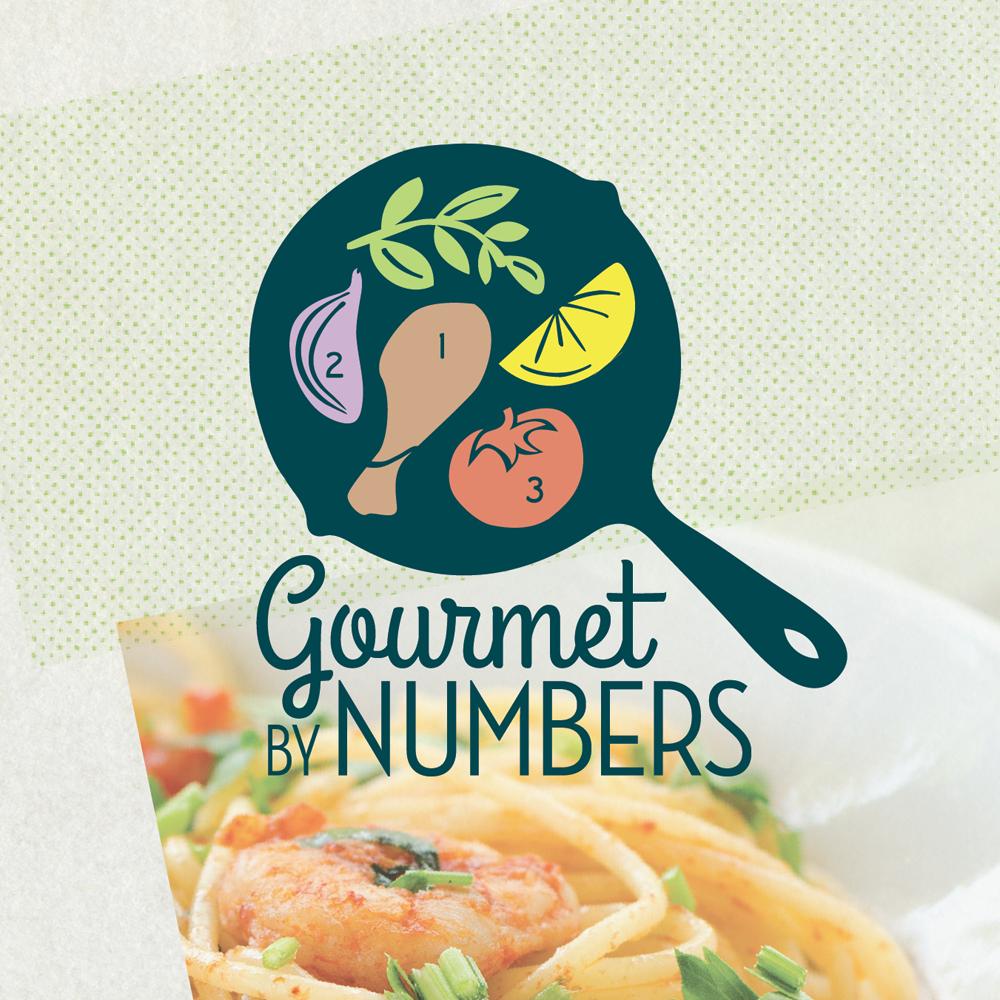 GOURMET BY NUMBERS