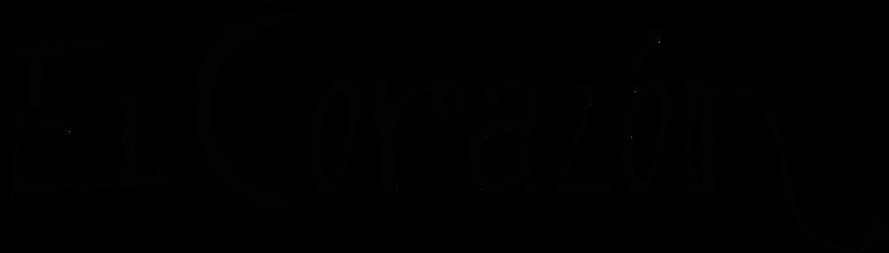 El Corazon™ logo by Campbell Salgado Studio