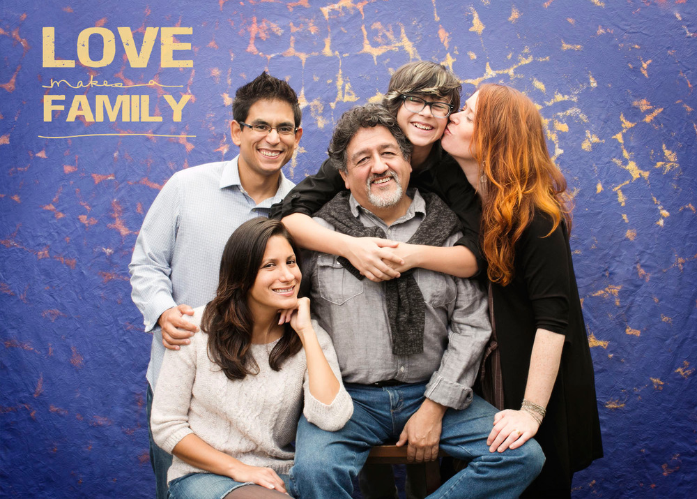TEXT OVERLAYS - FAMILY