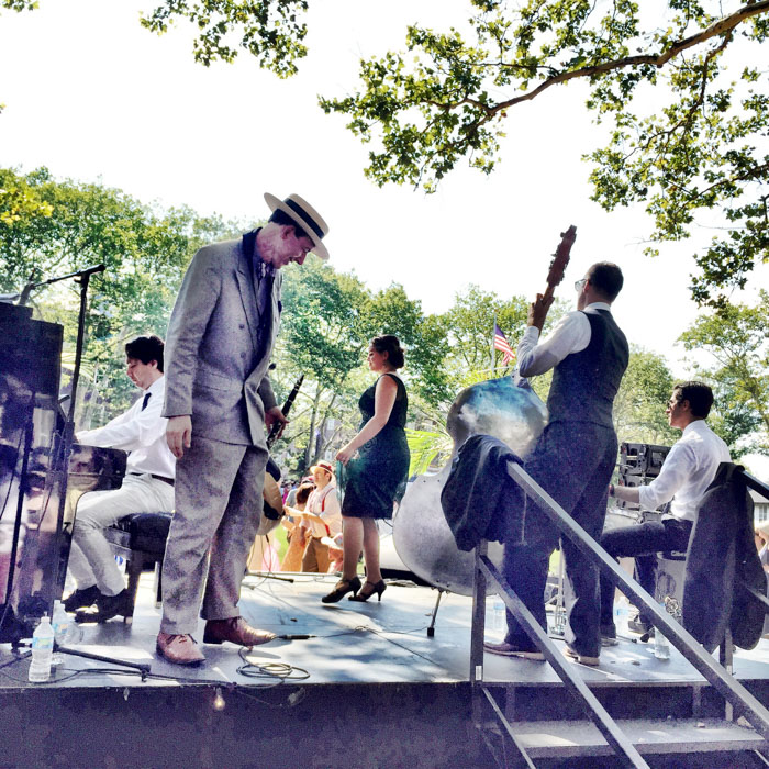 Jazz Age Lawn Party Musicians