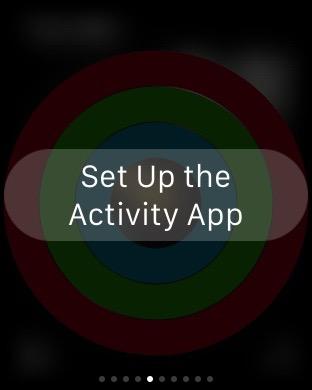 Activity Glance