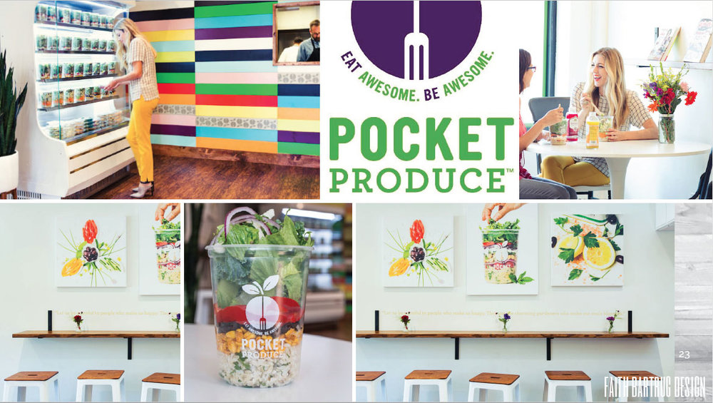 Pocket Produce LLC: Bring an idea to life from concept to completion.