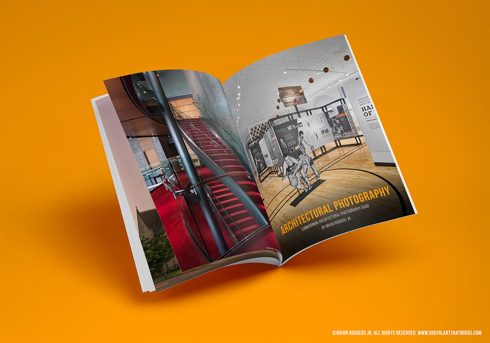 GET THE GUIDE - COMMISSIONING ARCHITECTURAL PHOTOGRAPHY