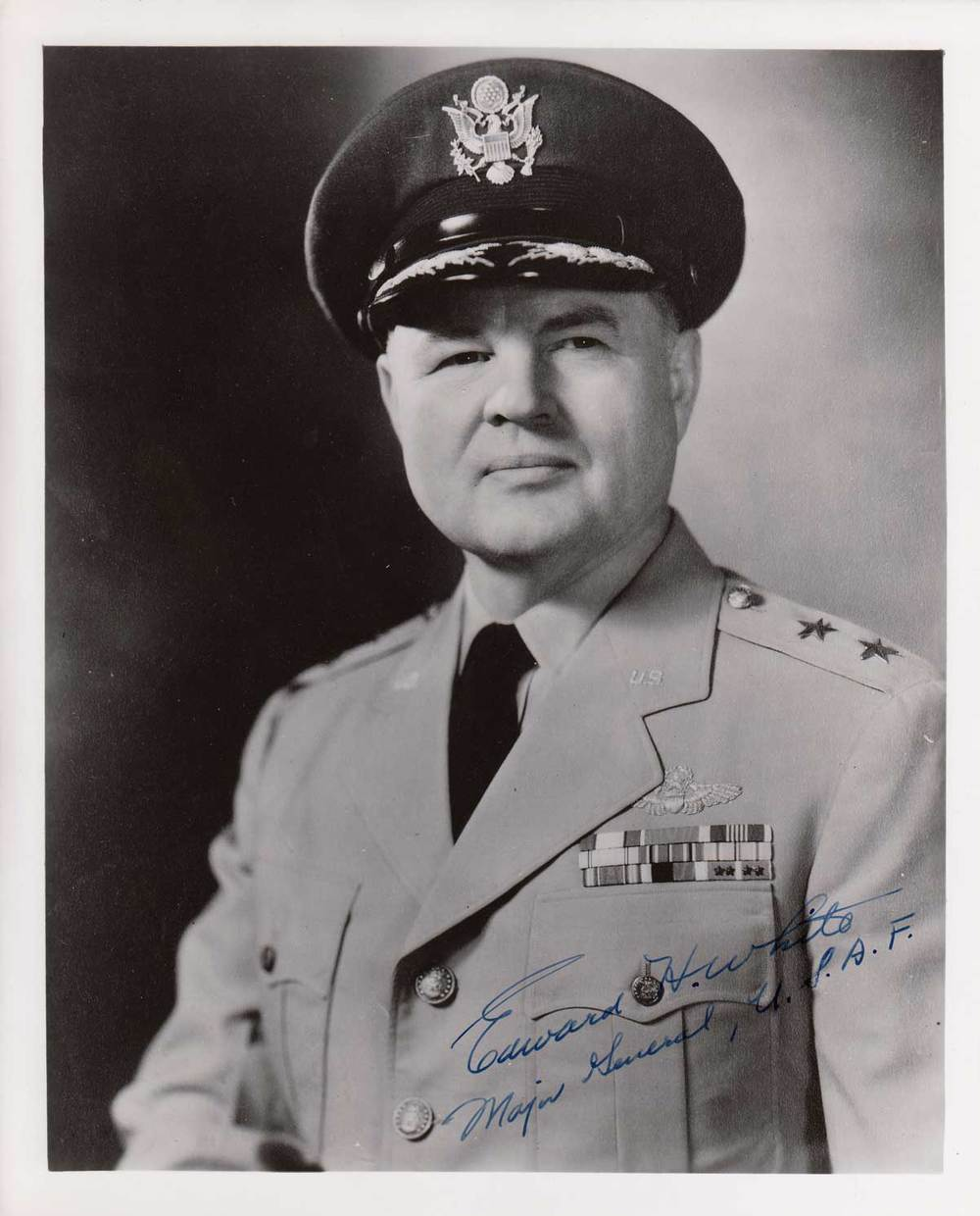 General Edward H. White, father of the astronaut.