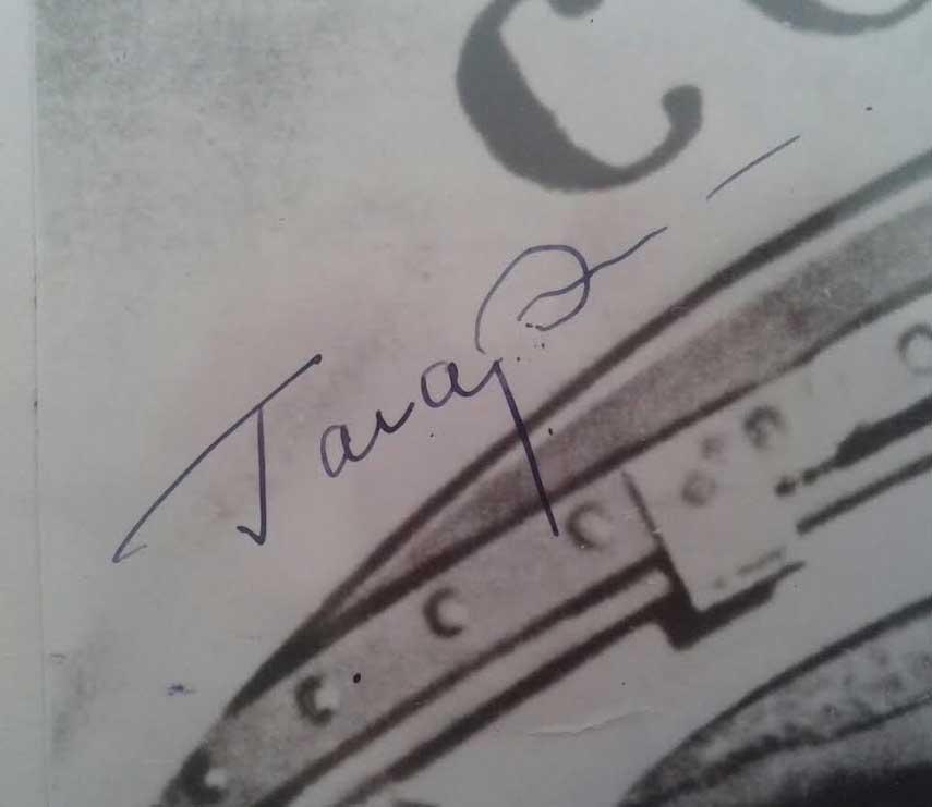 Yuri Gagarin forgery