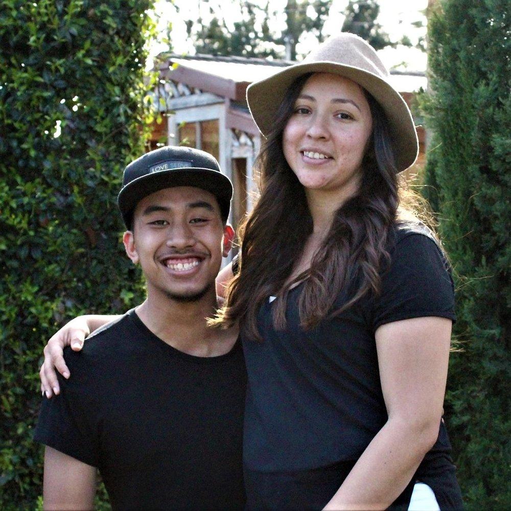 Matthew & Corina Santa Ana // Assistant Pastors - Youth Ministry