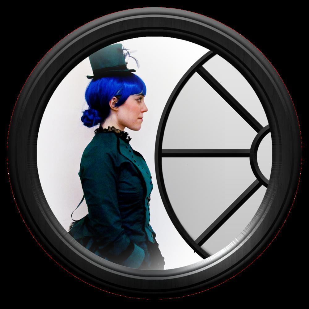 """Morgane Faraday d'Avalon, dite """"La Fée Verte"""". @Atbam, salon de Triel"""