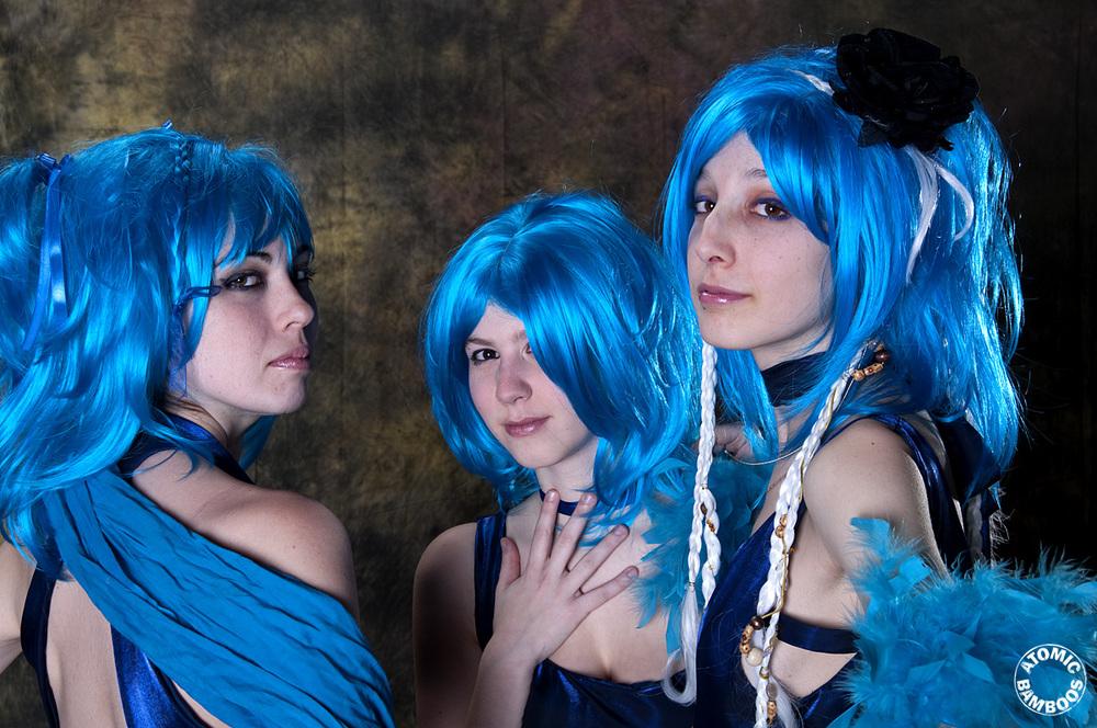 Les soeurs Krampus par Atbam