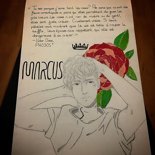 Marcus par Sanexiah 2