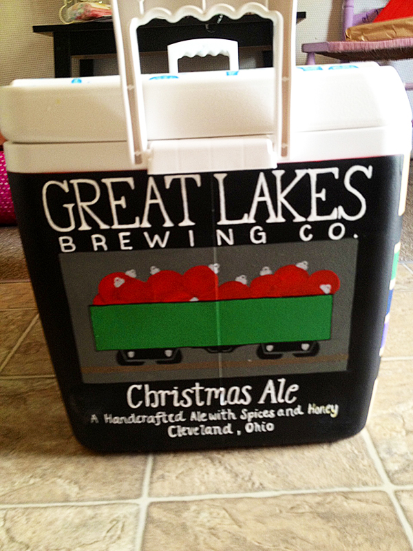 Cooler- Great Lakes