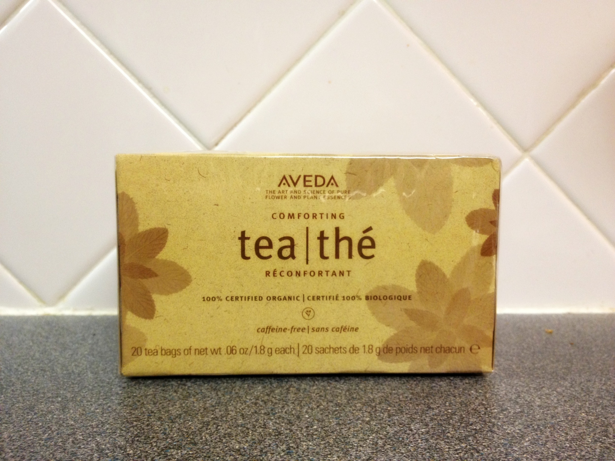 town at guru the comforter tea quick aveda center img pampered towson comforting get
