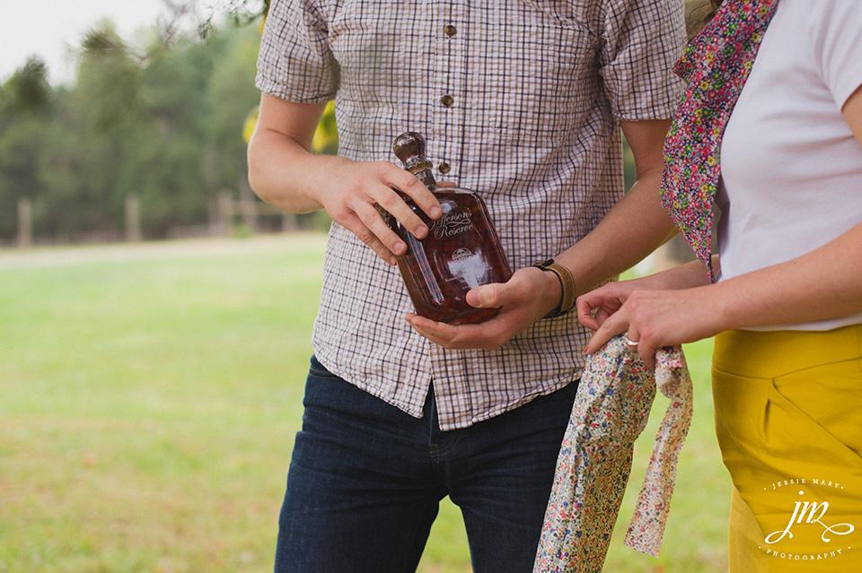 Burying the Bourbon 2
