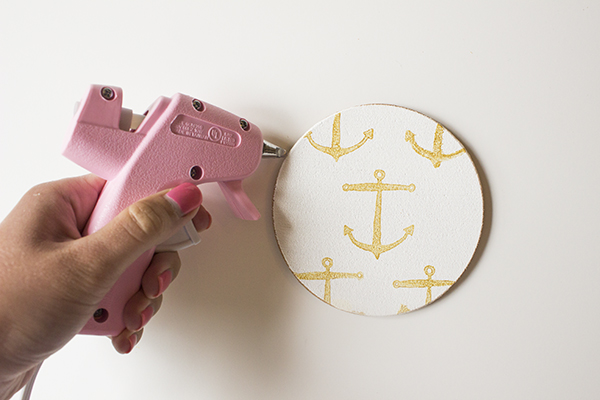 Anchor Coasters DIY 6