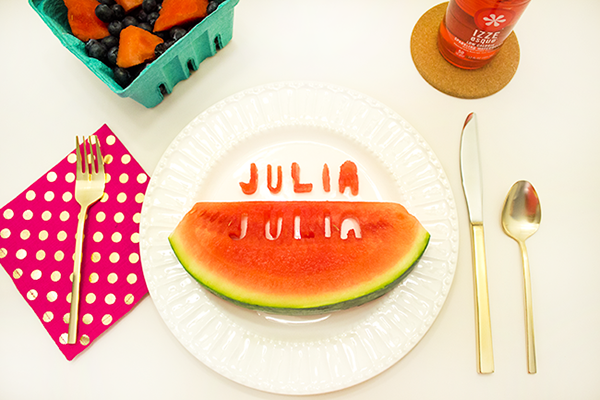 Watermelon-Place-Setting