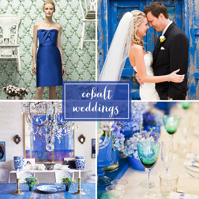 Cobalt Weddings