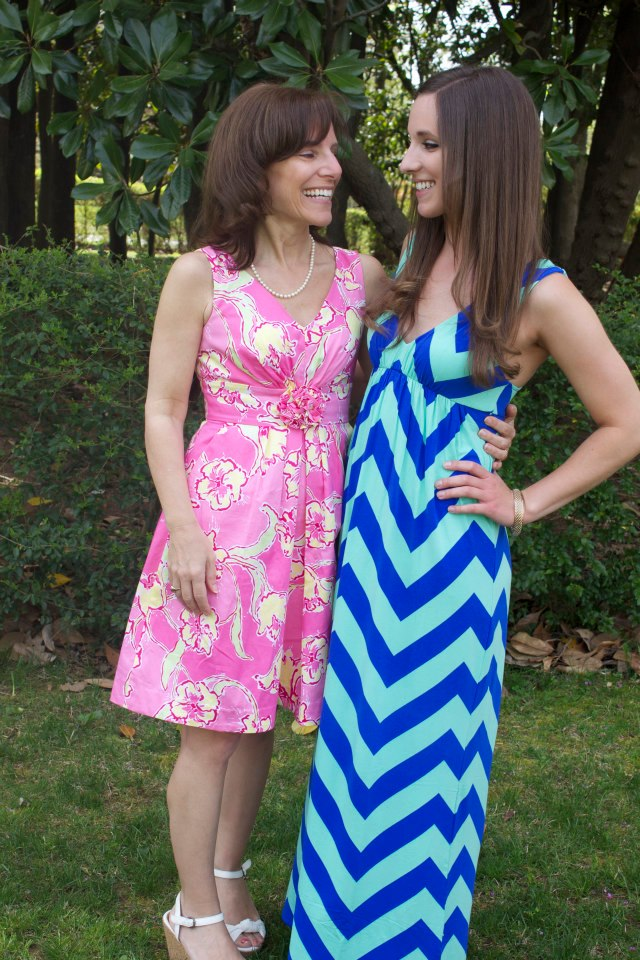 Sigma Kappa Mother Daughter Day | Simply Jessica Marie