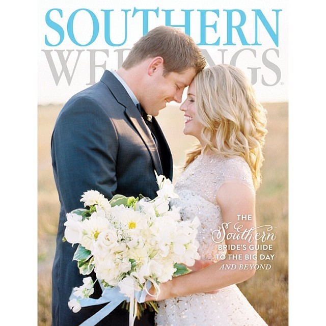 Southern Weddings Magazine V6