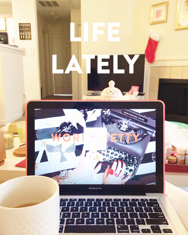 Life Lately | Simply Jessica Marie