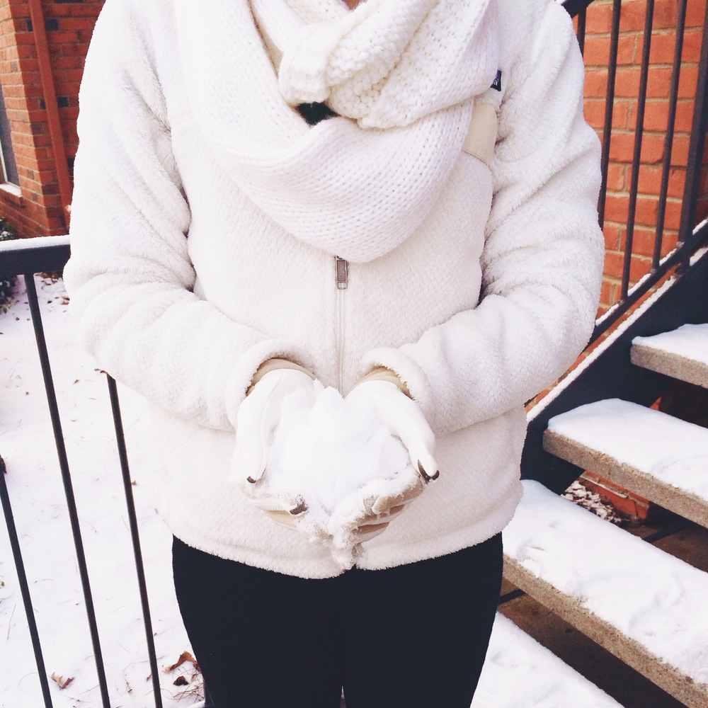 First Nashville Snow | Simply Jessica Marie