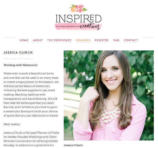 Amber Housley Inspired