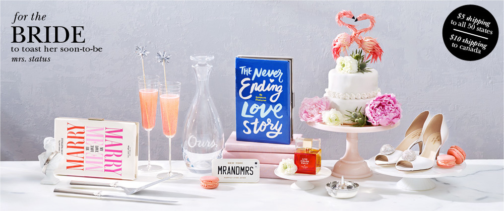 Kate Spade Surprise Sale Wedding Edition