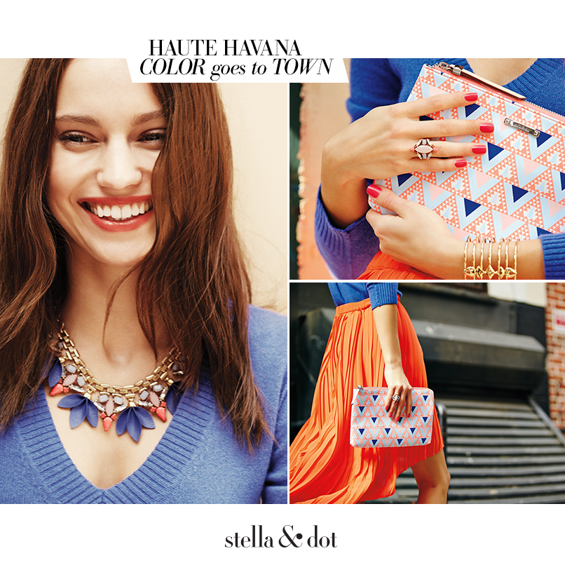 Stella & Dot Havana Collection