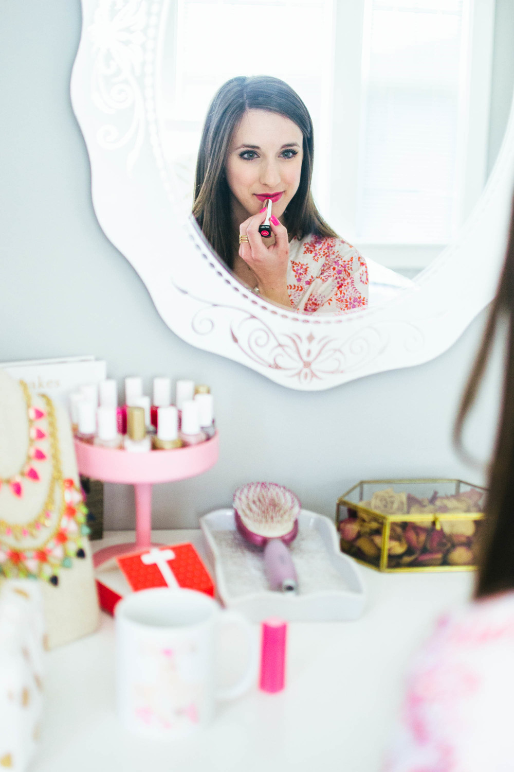 Valentine's Day with Plum Pretty Sugar and Stella & Dot | Simply Jessica Marie | Zipporah Photography