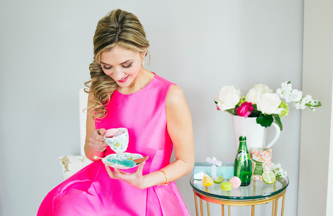Macaron Photo Styling by Simply Jessica Marie for Sweet Darling Pattisserie | Zipporah Photography