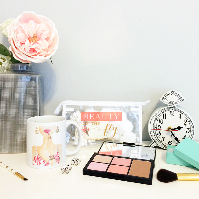 Girly Giveaway with Simply Jessica Marie, Tracy Melton Artistry, Accessory Jane and NARS