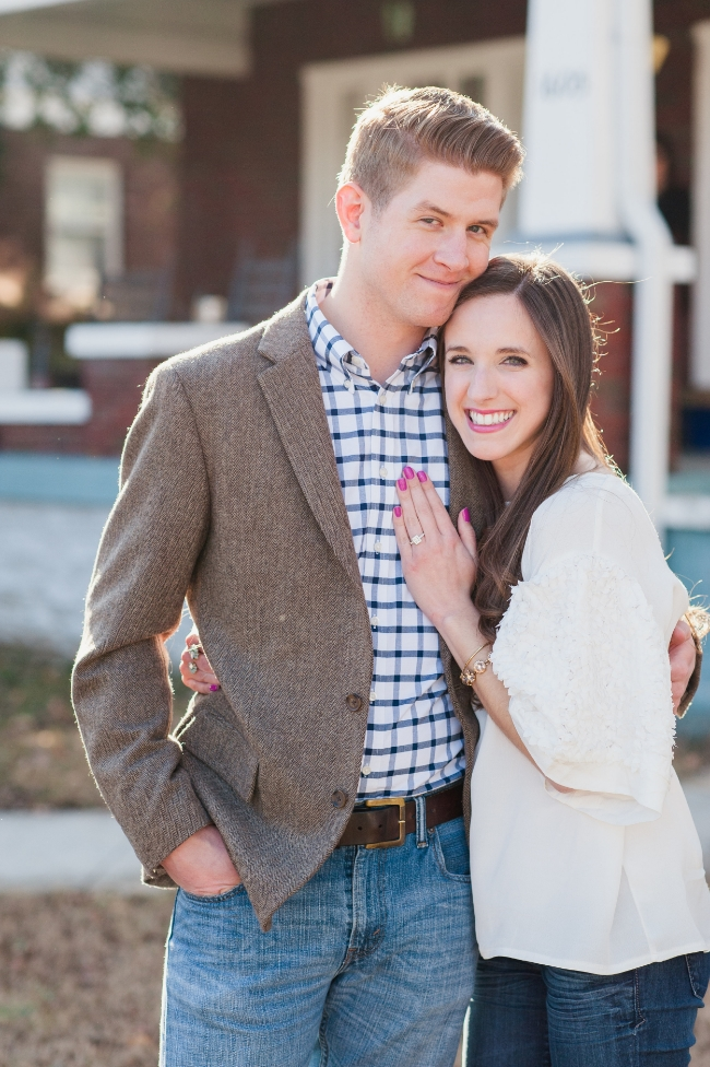 Our Southern Wedding | The Proposal | Photographed and Filmed by Casey and Kristin