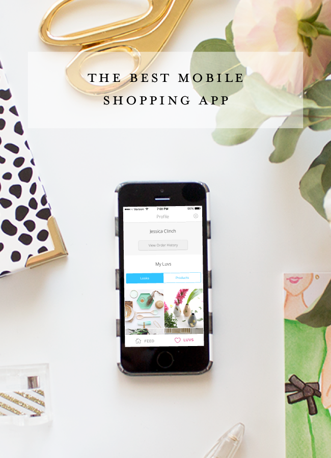 The Best Mobile Shopping App | Cataluv Review by Simply Jessica Marie