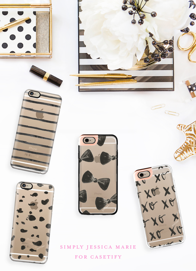 Simply Jessica Marie Phone Cases for Casetify