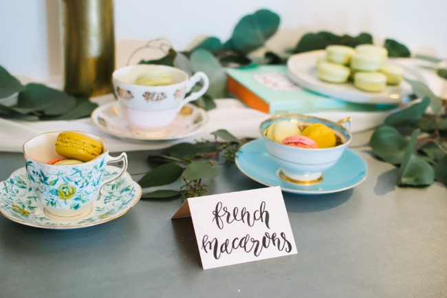 Simply Jessica Marie Brush Calligraphy Workshop Recap | Zipporah Photography
