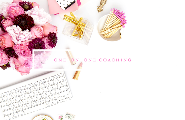One-on-One Coaching Sessions with Simply Jessica Marie