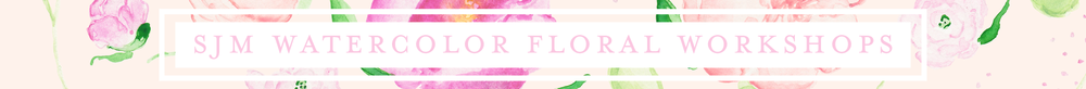 Intro to Watercolor Florals with Simply Jessica Marie