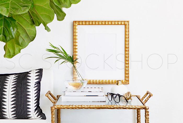 SC Stockshop Styled Frame Styled Stock Image