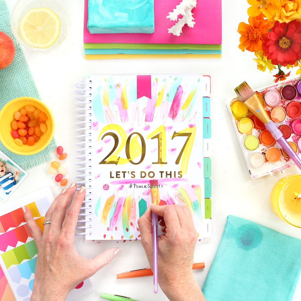 2017 Powersheets by Lara Casey in the Cultivate What Matters Shop