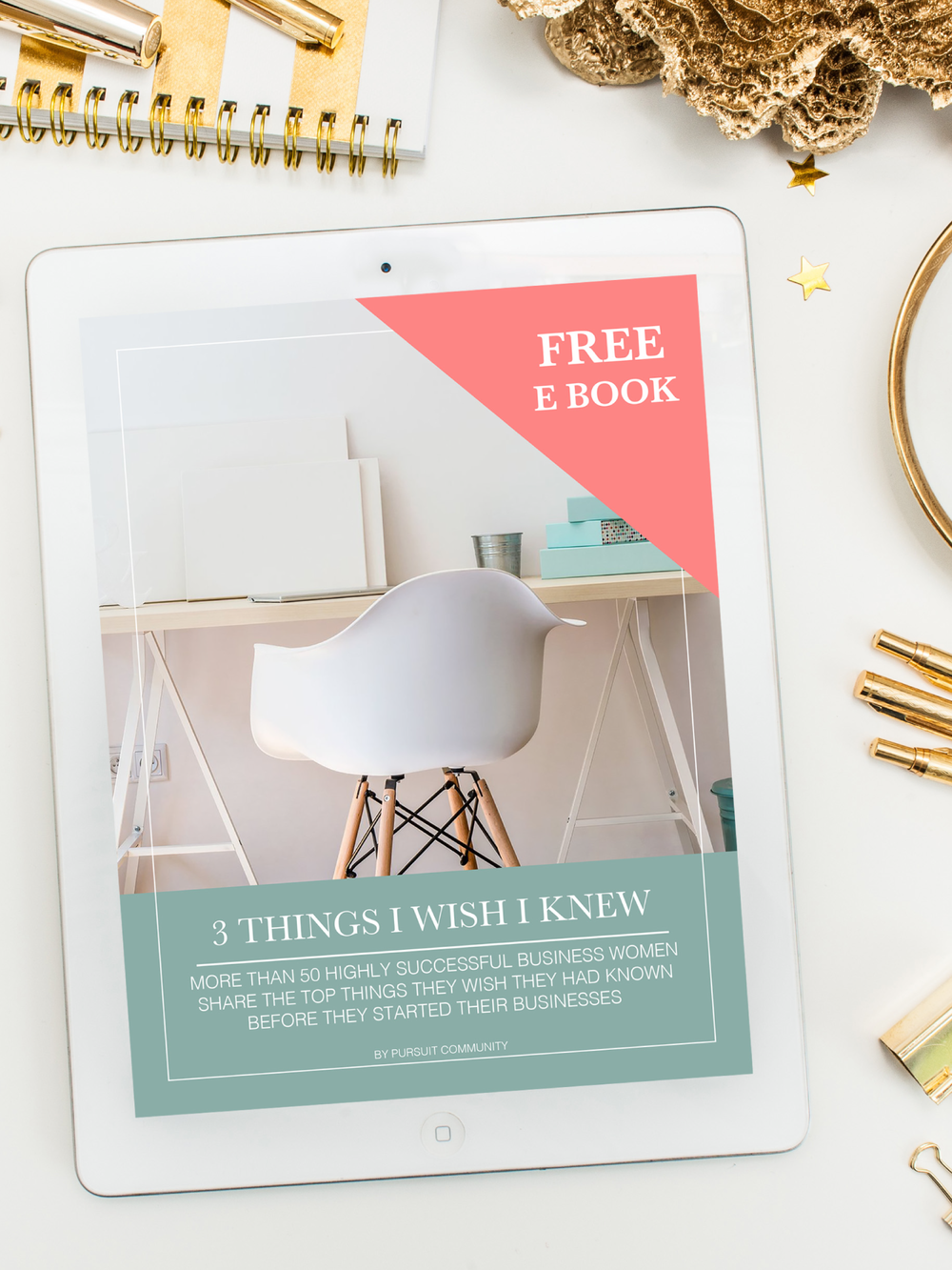 3 Things I wish I knew before starting my business | Free E-Book!
