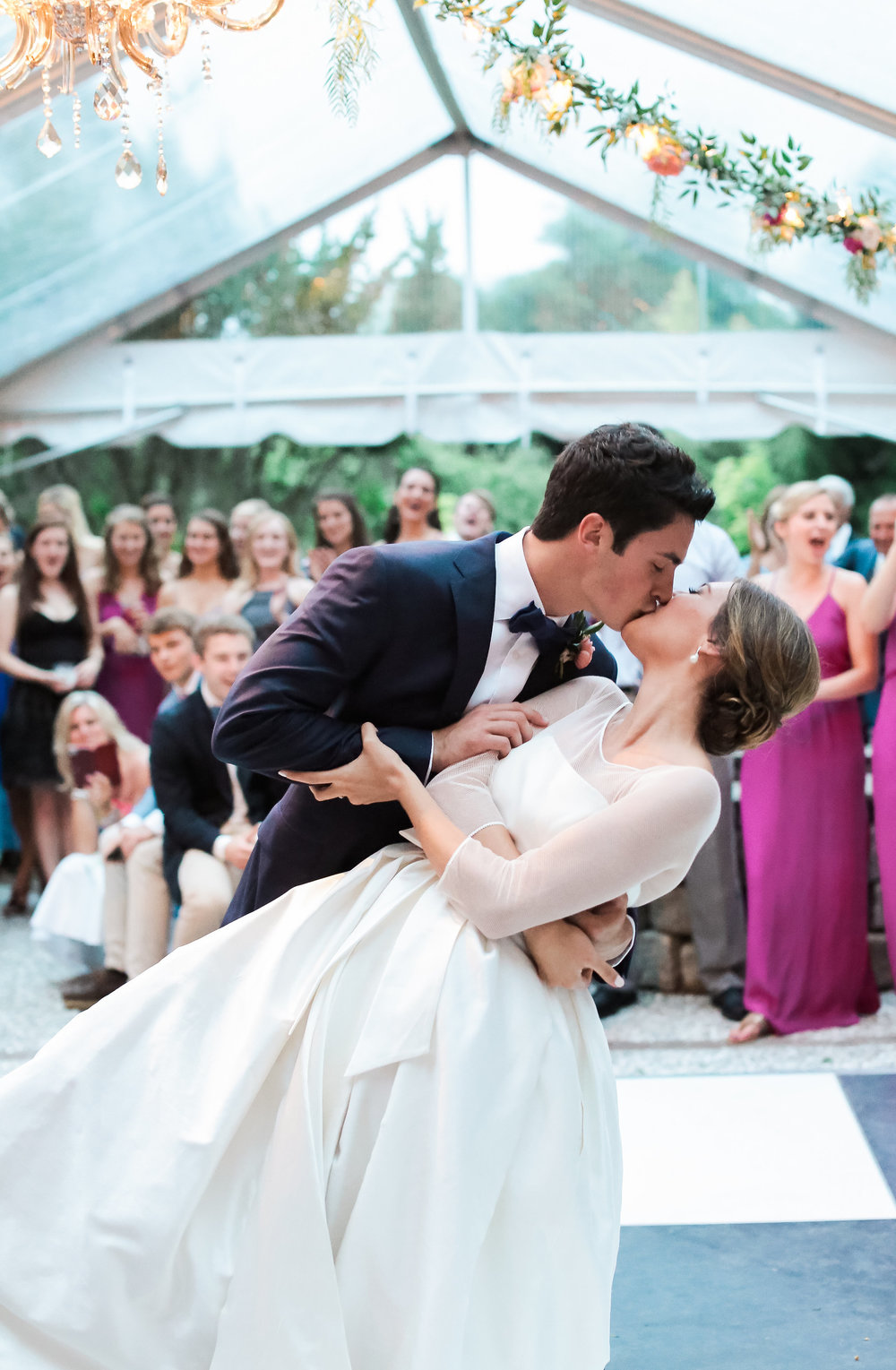Simply Jessica Marie Bride | Colorful Classic Charleston Wedding by Landon Jacob Photography