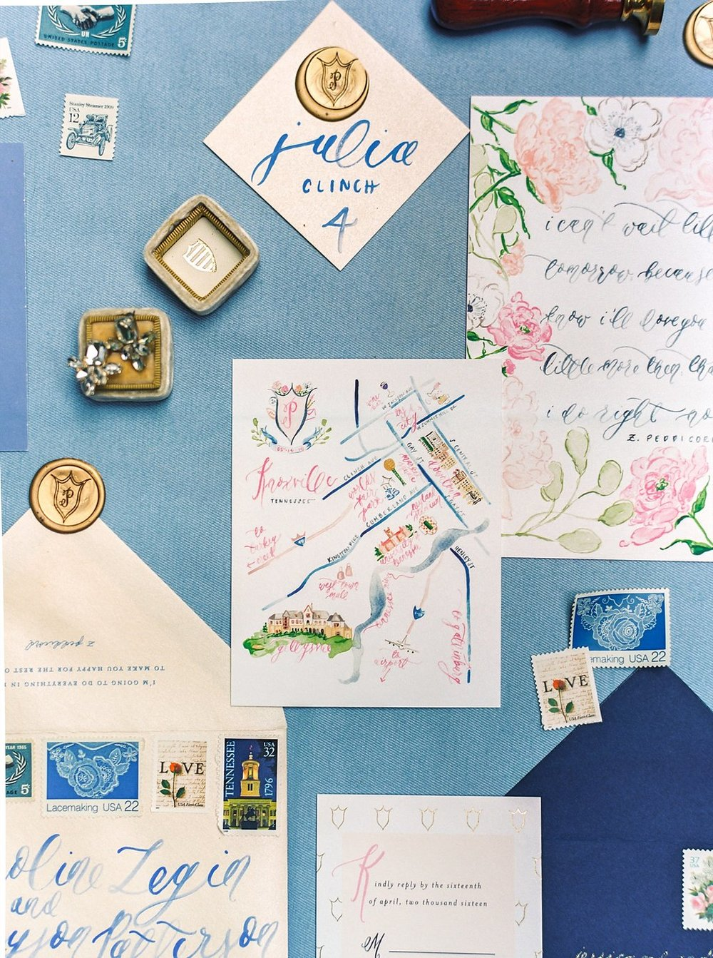Postage For Wedding Invitations | Comparing Wedding Postage Options Standard Usps Postage Custom