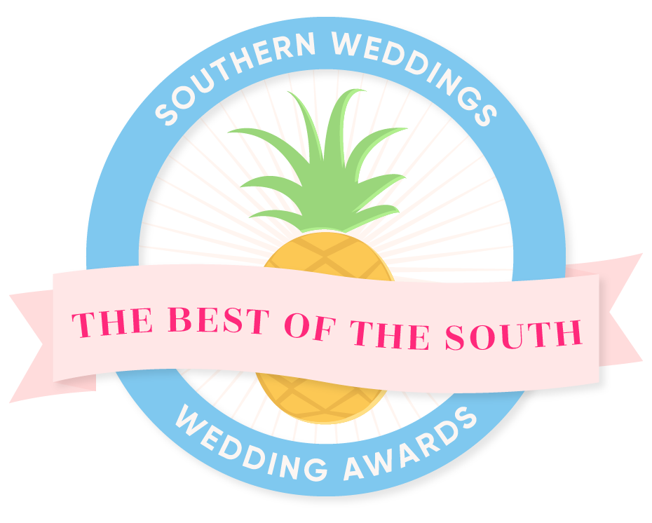 The Best of the South Wedding Awards by Southern Weddings