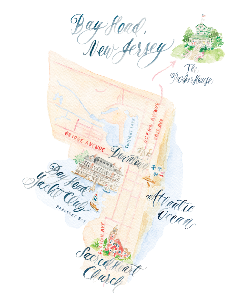 c2038d352fb Custom Watercolor Map — Simply Jessica Marie